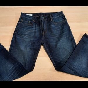 Men's Banana Republic Jeans. 33x30 Straight. NWOT